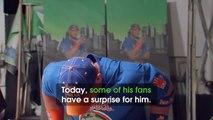 John Cena Reacts _ Fans Surprise John Cena _ John Cena Loves the Internet _ Cric