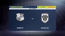 Amiens SC - Angers SCO (0-2)