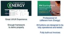 FileMaker UI Sample: Energy | Overview | FileMaker Pro 16 Videos | FileMaker Pro 16 Samples