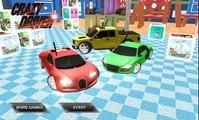 Un à androïde des voitures extrême dans enfants course course Courses jouet piste piste gameplay rc rc