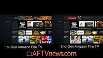 Amazone feu des jeux essais la télé Taux dimage de compilation
