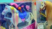 Diane poupée cheval dos de cheval Princesse équitation Ensembles sœurs femme merveille Barbie