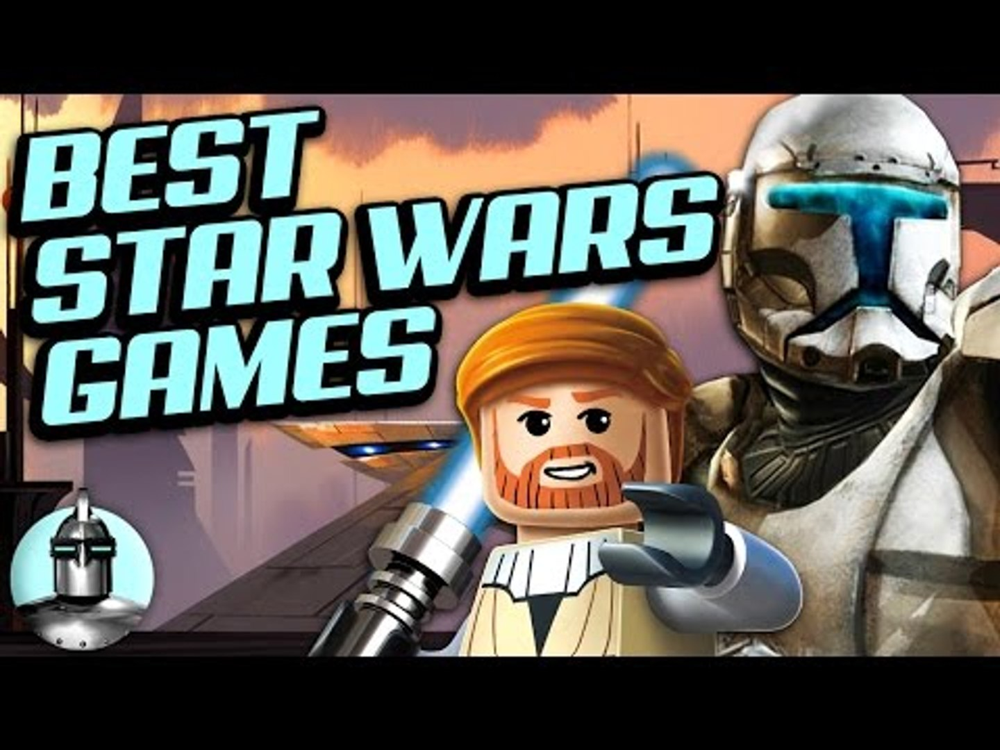 9 Best Star Wars Games You NEED To Play - Star Wars Week | The Leaderboard