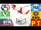 Qué pasa con las alianzas políticas en México / Opiniones encontradas