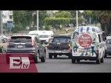 GDF descarta reemplacamiento vehicular por cambio de nombre del DF/ Yazmín Jalil