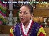 Gia Đình Là Số 1 (Phần 1) - Tập 44 -  Lồng Tiếng HTV3 - Park Hae Mi bắt gặp bà Na Moon Hee mời thầy bói về, Min Jeong nhắn tin liên tục cho Min Yong rồi tìm cách xoá hết