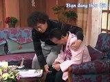 Gia Đình Là Số 1 (Phần 1) - Tập 49 -  Lồng Tiếng HTV3 - bà Na Moon Hee tưởng tượng quát mắng Park Hae Mi, Yoon Ho bị Yoo Mi ôm nhầm và cô Min Jeong Hôn Nhầm