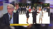 """""""Je ne comprends pas qu'on puisse dire que la France n'est pas réformable""""- Jean-Claude Mailly (FO)"""