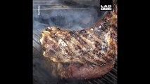 Si tu aimes la viande tu vas adorer ça... Côte de boeuf INCROYABLE