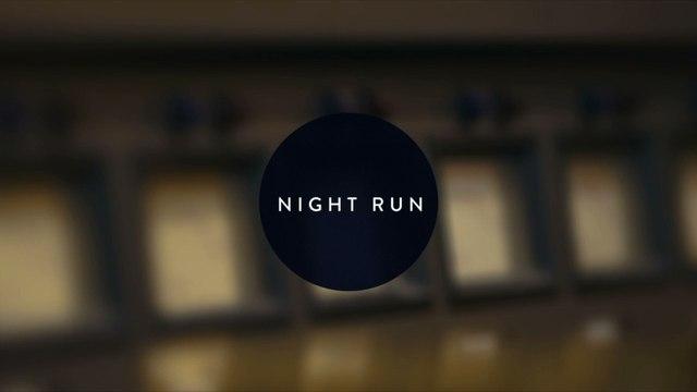 Sylvain Rifflet - Night Run