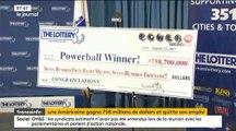 Elle gagne 758 millions de dollars à la loterie américaine, elle quitte son job