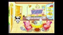 Aplicaciones en bebé ser Fresco Casa Casa cómo Niños Aprender seguro la seguridad para vídeo Panda babybus