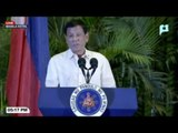 Duterte, in American accent, mocks Yasay's rejection