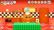 Video Niños para mi juego virtual de mascota gatito Bubu 63 dibujos animados sobre los sellos