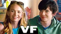 UN MONDE ENTRE NOUS Bande Annonce VF ✩ Film Adolescent (2017)
