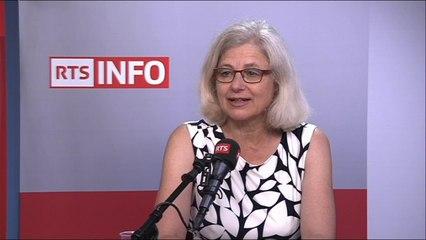 L'invité de la rédaction - Isabelle Raboud-Schüler