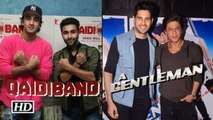 SRK Chooses 'A Gentleman', Ranbir opts 'Qaidi Band'