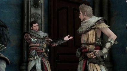 FINAL FANTASY XV - Assassin's Creed Ezio Festival Gameplay Trailer