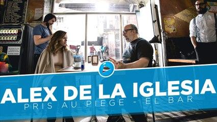 Pris au Piège (El Bar) : Rencontre avec Alex de la Iglesia