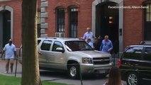 Le couple Obama accompagne leur fille Malia pour son premier jour à Harvard... Un moment unique et intense (vidéo)