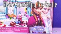 Château elsa gelé de la glace pétillant lego disney 41062 ❤ brillant jeu Castle hiel