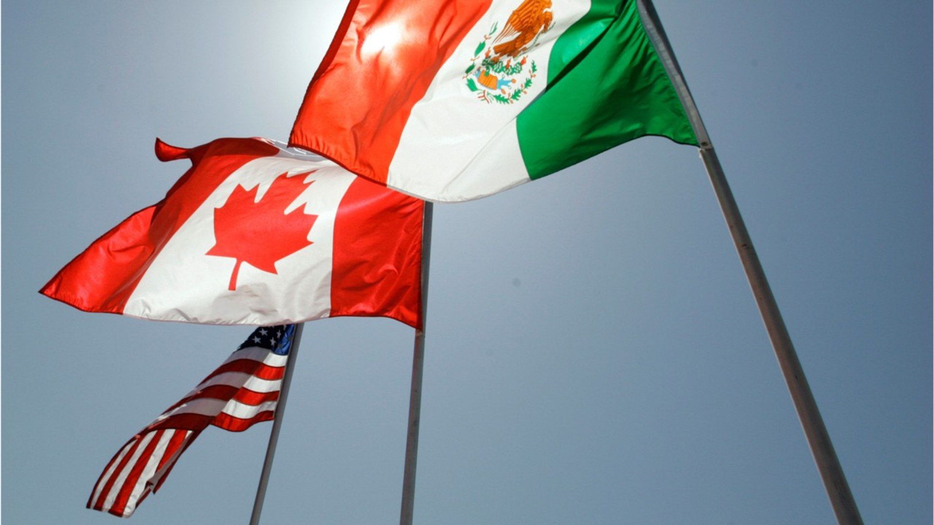 Non-Disclosure Agreements Signed By North American Nations Before NAFTA Talks