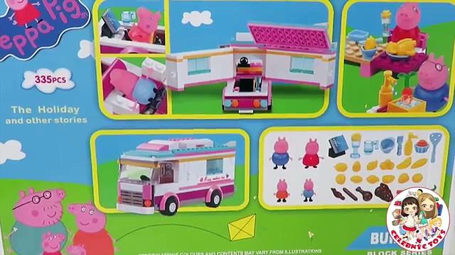 Lego Peppa pigs