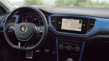 Ready to Roc! - VW T-Roc Interior Design in Blue