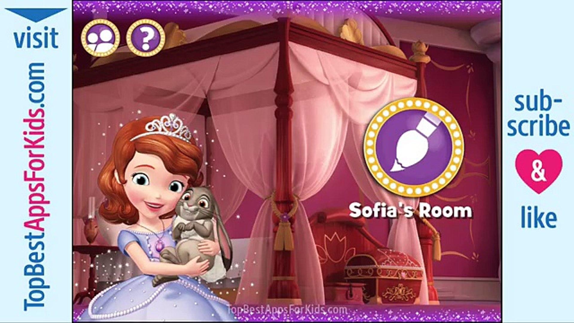 И приложение Цвет Первый для игра девушки играть София в Ipad iphone