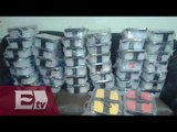 Ejército mexicano decomisa en Sonora 141 kilos de metanfetaminas / Ricardo Salas