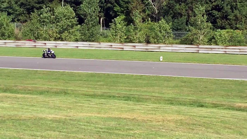 New Chicane At Pittsburgh International Race Complex