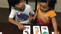 Cartes des œufs pour génie enfants apprentissage petit les tout-petits mots Adorable surprise instantanée ~ lav