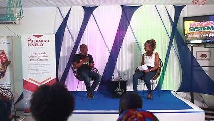 Talk Show : EDITH BROU Reçoit Traoré Salif dit Asalfo