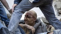 VIDEO, FOTOS: Un muerto y heridos tras un sismo que destruyó varios edificios en Italia