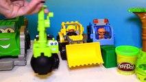 Des déchets puissant plates-formes chahuteur le le le le la poubelle un camion playdoh tonka toxine Construction Diggin Mac