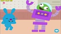 Dessin animé pour enfants mini- sagou caisse à outils clin doeil développement  
