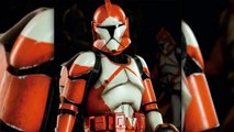 Estrella Guerras clones de clones de la especie 2  