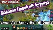 Zxuan : Gila Bener mainin Fanny nya. Fanny no 1 di Dunia | Fanny no 1 in the world. Ep6