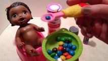 Un et un à un un à vivant bébé Bonbons poupée mange pour lis pièces casse-croûte Super snackin reeses