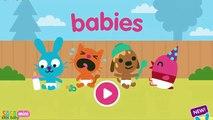 Sagou mini- bébés amusement et la famille enfants Jeu alimentation baignade couche changer pour