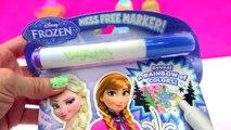 Livre couleur gelé imaginer encre stylo photos arc en ciel avec Disney art surprise cookieswirlc v