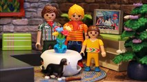 Tanière le film allemand playmobil nouvelle année à la série de film des enfants des enfants de la famille Jansen-jan