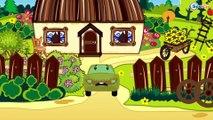 Мультфильм: Пожарная машина и Полицейская машина в Городе | Мультики про машинки