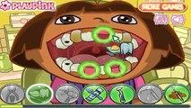 Un et un à un un à dentiste Jeu ne dans aucun gâté le le le le la dent dentiste Dora gâté jeu  
