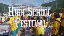 Haute Japonais école Festival de la culture de grande fête de lécole
