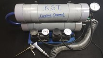 How To Make 12Volt Compressed Air Tank using PVC Pipe