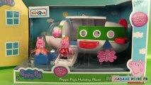 Et vacances porc avion histoire peppa ☀ les vacances de peppa jouet avion ☀ las vacaciones de pe