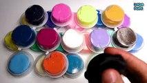 Les couleurs couleurs pour gomme pratique enfants Apprendre apprentissage jouer avec Doh |