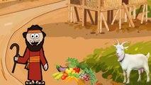 De histoire Père Khan chèvre Hindi