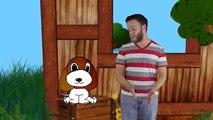 Et loto dessin animé enfants chien pour Paroles garderie Rime rimes chanson chansons avec animation